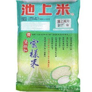 台灣之光 陳協和池上米 Q度最高 煙韌之最 雲樣米(4公斤大包裝珍珠米)