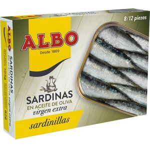 西班牙 無添加 橄欖油浸 BB沙甸魚仔(比沙甸魚更鮮味!)