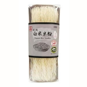 Organic Artisan Rice Noodles from Taiwan