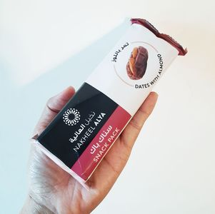 Dates with Almond Snack Pack 75g