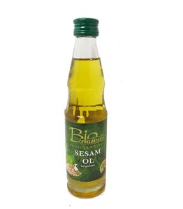 Organic Cold Press Sesame Oil