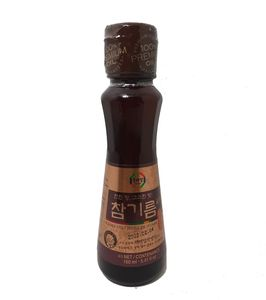 Korean Sesame Oil (100% Sesame)