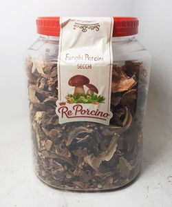 Italian Dried Porcini(65g packed in paper zipper bag)