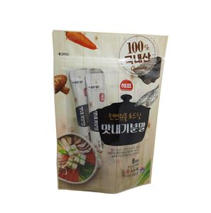 Korean All Natural Seafood Combo Soup Powder (5g pack x 8)