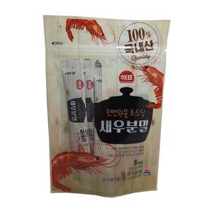 韓國 蝦湯頭精華粉(加入熱水攪拌即成湯頭,吃湯麵,超健康又方便)