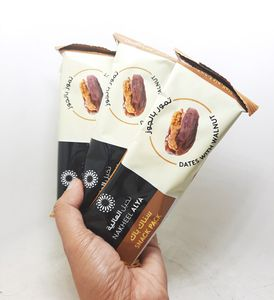Dates with Walnut Snack Pack 75g x 3 packs