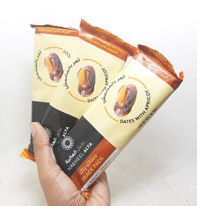 Dates with Apricot Snack Pack  75g x 3 packs