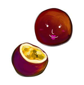Local Organic Passion Fruit