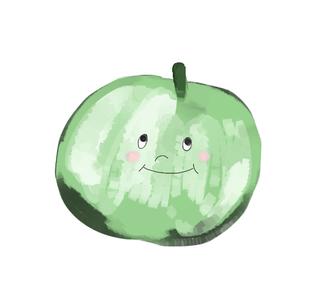 Local Organic Winter Gourd
