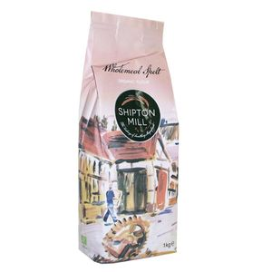 威爾斯親王御用 有機斯佩耳特小麥全麥麵粉