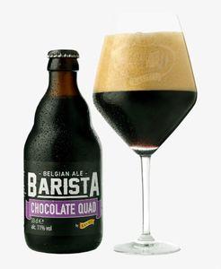 比利時 Kasteel Barista Chocolate Quad朱古力風味黑啤酒(酒評人網Ratebeer 95分啤酒)(被譽為朱古力風味啤酒中最高質)(喜歡精品咖啡、朱古力一定會愛上)(330ml x 2)