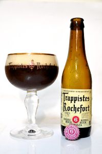 Trappistes Rochefort 6號(酒評人網 Ratebeer 97分 )(330ml x 2)