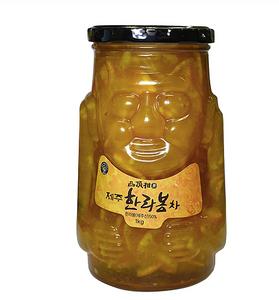 韓國 無添加 濟州 凸頂柑茶(Dekopon 不知火柑茶)