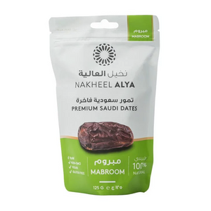 Mabroom Premium Saudi Dates125g