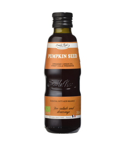 Organic Virgin Pumkin Seed Oil (250ml)