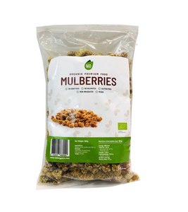 Organic Mulberries / Mulberry 500g