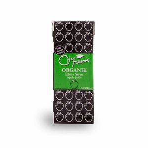 Organic Apple Juice 200ml  x 3