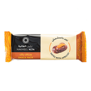 Dates with Apricot Snack Pack 75g