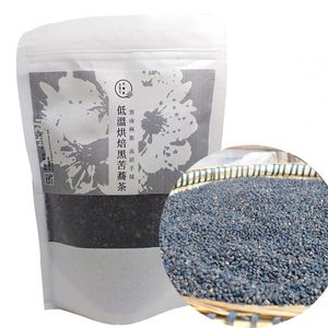 Black buckwheat tea