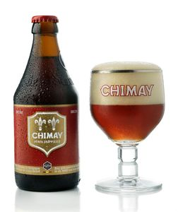 Chimay Red Trappist Beer(Ratebeer: 98 pts)