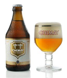 Chimay Triple White 修道院啤酒(Ratebeer 酒評人網 98分)