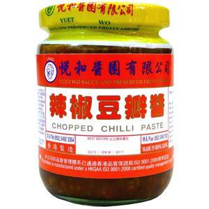新界東北 悅和醬園 天然無添加 辣椒豆瓣醬