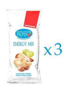 Energy號 無添加 堅果果乾 小食包 (葡萄乾、巴西果仁、腰果仁、 榛子) (30g x 3 )