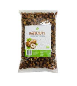 Organic Hazelnuts(No additives. No Sulphites. Gluten Free. Radiation Free. Raw. Vegan)