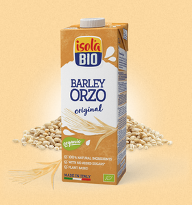 Organic Italian Barley Orzo Drink (Isola Bio)
