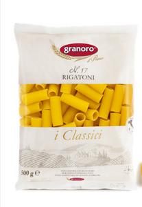 意大利 老牌子  粗管通粉 Rigatoni