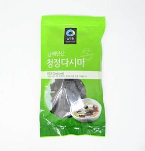 韓國 昆布片( 已切成小長方塊,十分方便,一大包可以慢慢用!熬煮高湯一流!)(50g 散賣裝)