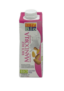 Organic Rice Drink with Almond(250ml x 2)