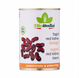 Organic Red KIdney Beans(From Italy)(400g)(BPA FREE)