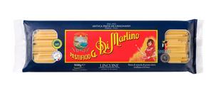 南意大利 108年 老字號  Di Martino 小寬麵 Linguine (低溫慢速烘乾、銅模製作,食家、名廚大讚的意大利麵) (500g)