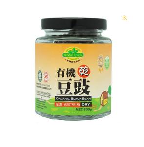 台灣 有機黑豆 豆豉 ( 100g )