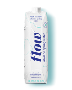 FLOW Natural Spring Water 1000ml