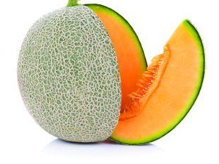 Organic Sweet cantaloupe