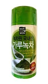 100% Green Tea Powder from Korea 50g