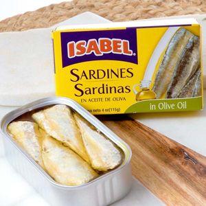 Spanish Sardine in Olive Oil