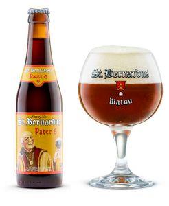 St Bernardus Pater 6 Abbey Ale