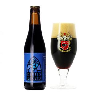 比利時 Struise Blue Monk Special Reserve(釀製後,用法國著名酒莊木桶中陳釀3年的極品比利時啤酒)(Ratebeer酒評網: 99分)