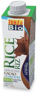 Organic Rice Drink with Cocoa & Calcium(250ml x 2)