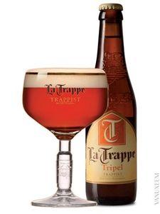 La Trappe Tripel(酒評人網 94分修道院啤酒)
