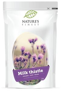 Organic Milk Thistle Powder