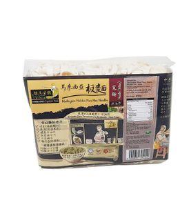 馬來西亞 即食板麵 粗麵(1包6個粗麵麵餅)