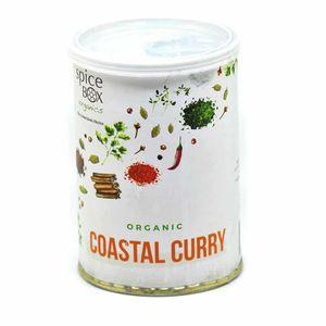 有機 印度海洋風 Coastal Curry 香料粉