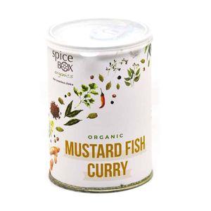 有機 印度芥末咖喱魚專用Mustard Fish Curry香料粉