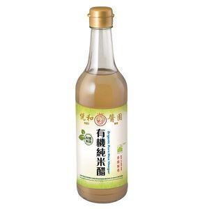 Organic Rice Vinegar From Hong Kong New Territories
