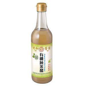 新界東北 悅和醬園 有機純米醋
