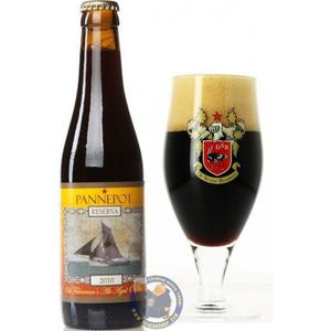 Struise Pannepot Reserva(French Barrel Aged Belgian Strong Ale ) (RateBeer : 100 pts)
